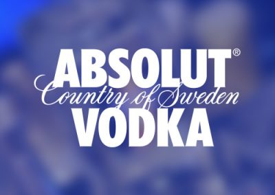 Absolut Vodka #ONESOURCE