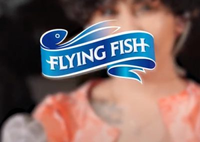 Flying Fish ASMR